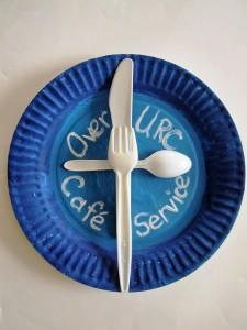 The Café Service Logo